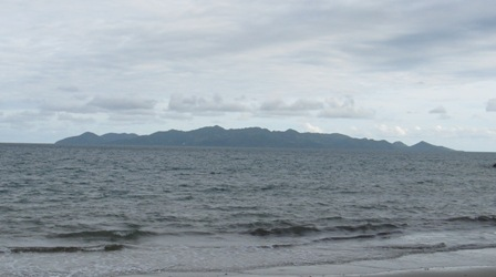 Beqa Island channel.