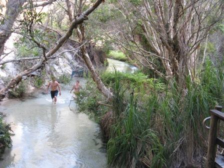 Eli Creek.