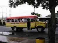 Public transport Samoan style.