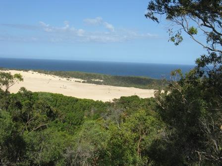 Stonetool sandblow overlook.