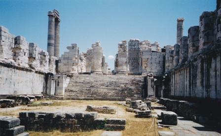 Temple to Apollo, Dydima.