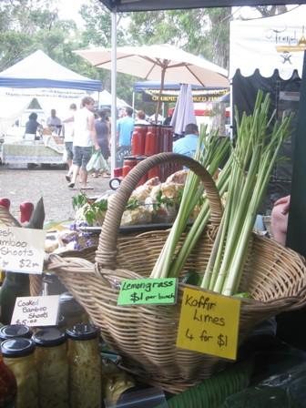 Noosa Farmers Market sale.
