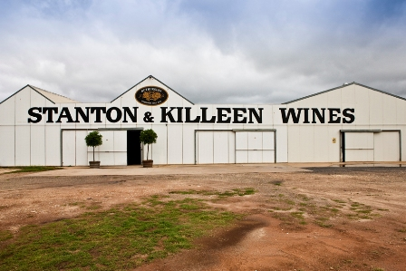 Stanton & Killeen main building outside Rutherglen.