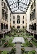Isabella Stewart Gardner museum atrium