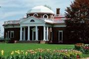 Monticello exterior.