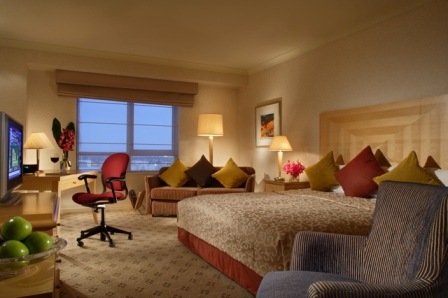 Swissotel Executive King room.