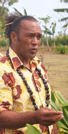 Ngaa Kitai Taria of Punarei Culture Tours