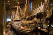 Ship Vasa in its own museum