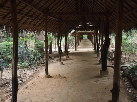 Mon village main pathway