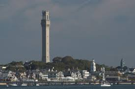 Pilgrim Monument rises above all
