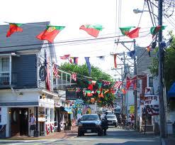 P'town main street