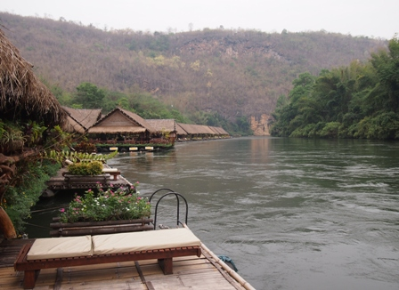 River Kwai Jungle Raft Camp