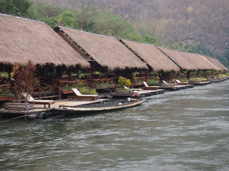 River Kwai Jungle Camp rooms