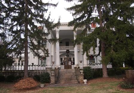 Albemarle Inn in Asheville