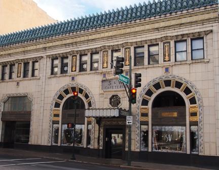 Asheville Art-Deco