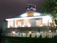 Denny's chain store restaurant