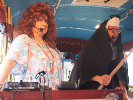 LaZoom's Erlene Hooch and Sister Hairy Mary