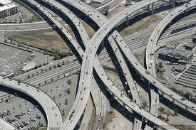 Interstate Highway junction