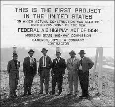 Interstate Highway System team