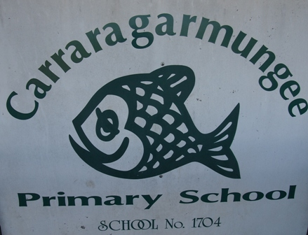 Tiny town school between Wangaratta and Eldorado--if you spell the name right, you graduate with honours.