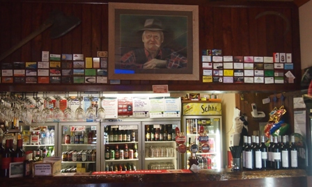 McEvoy Tavern interior
