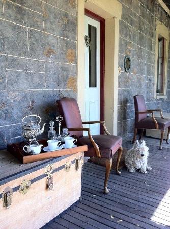Tarndwarncoort veranda