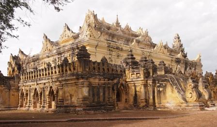 Awa temple