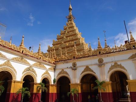 Mathamuni Pagoda