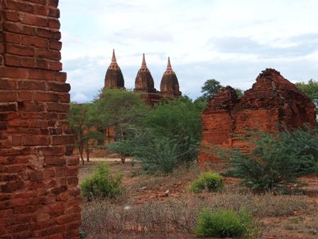 Pagan pagodas