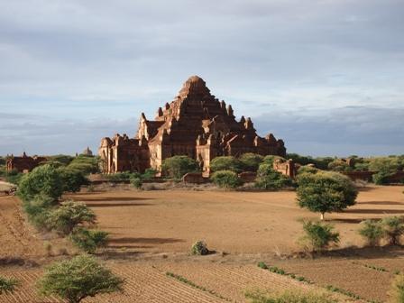 Htilo-Minlo Temple Pagan