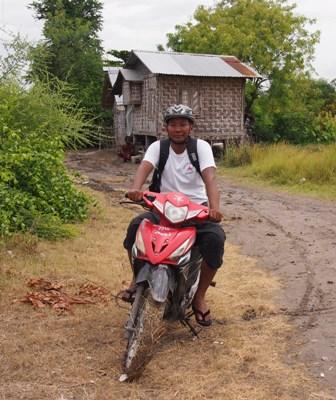 Soe Min Oo Grasshopper Adventures Mandalay guide