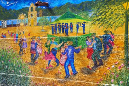 Mural in Ajijic