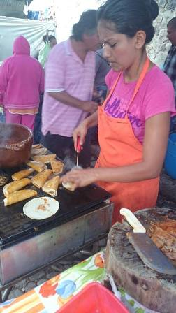 Tianguas tacos