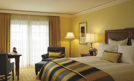 Ritz-Carlton Marina Del Rey deluxe room