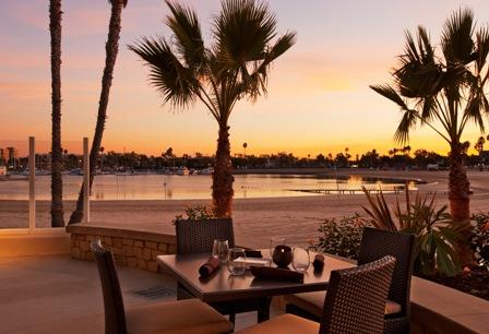 Jamaica Bay Inn waterfront restaurant