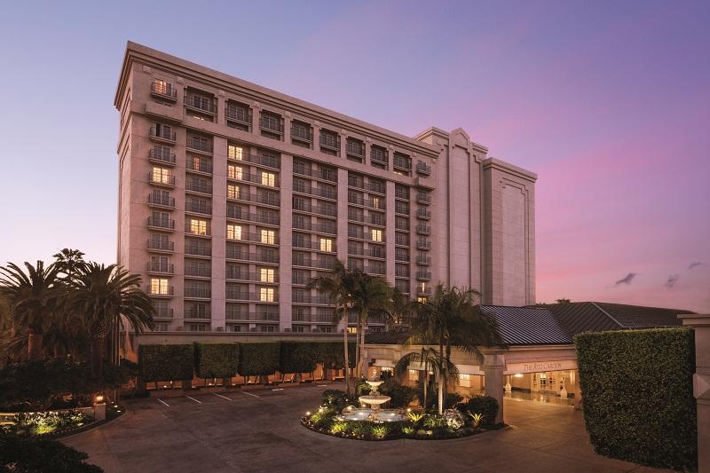 Ritz-Carlton Marina del Rey exterior