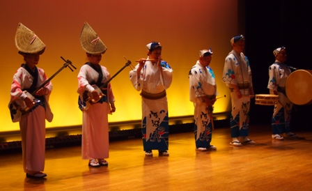 Awa-Dori dance band