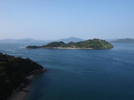 Inland Seto Sea island