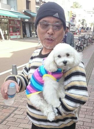 Shopper in Matsuyama