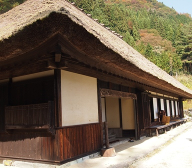 Old Samurai house