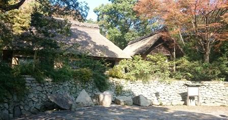 Old Shikoku houses