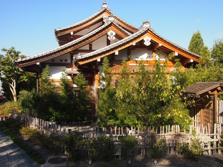 Monk's house at Kiyomizudera Temple