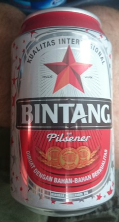 Cold Bintang, a lifesaver during torrid days in Maluku