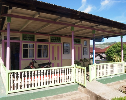 Kapitan Pattimura birthplace