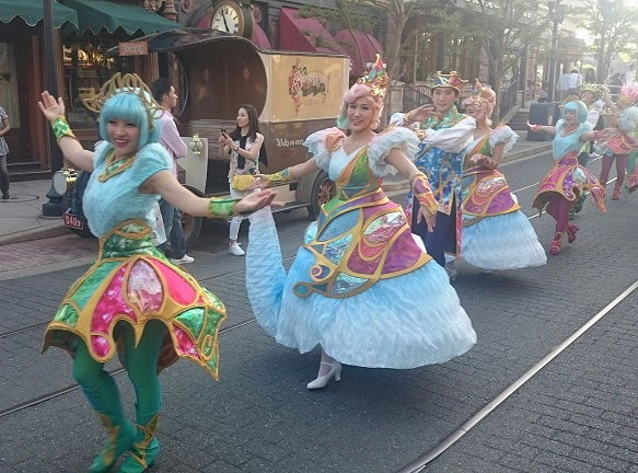 DisneySea Parade