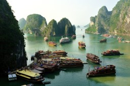 Venturing into Vietnam